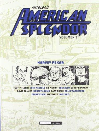 Antología American Splendor 3 (Novela gráfica)