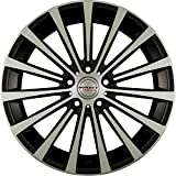 Borbet BLX black polished matt 8,5x20 ET45 5.00x112 Hub Bore 72.50 mm - Alu felgen