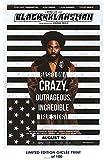 Lost poster rare poster Spike Lee Blackkklansman Jordan Peele 2018Ristampa # 'D/100. 12x 18