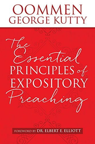 Kutty the best amazon price in savemoney the essential principles of expository preaching fandeluxe Images