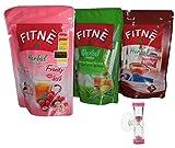 3x FITNE Sennakrauttee -Das Original aus Thailand- sennakraut Diät Fitness Abführtee Kräutertee sennatee