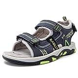 SITAILE Jungen Sommer Geschlossene Sandalen Outdoor Sports Schuhe Wanderschuhe,dunkelblau,eu29