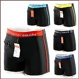 BLT Ou Lisha Genuine Men's Adult Swim Trunks Boxer Cozy Corners