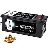 SIGA Opti Truck LKW Batterie 140Ah 12V SHD Starterbatterie absolut wartungsfrei + verschlossen