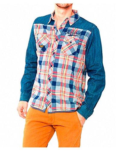 Kaporal Jeans - Camisa LOLO Kaporal Jeans Multicolore