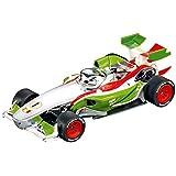 Carrera - Coche GO 143 Disney/Pixar Cars Silver Francesco Bernoulli, escala 1:43 (20061292)