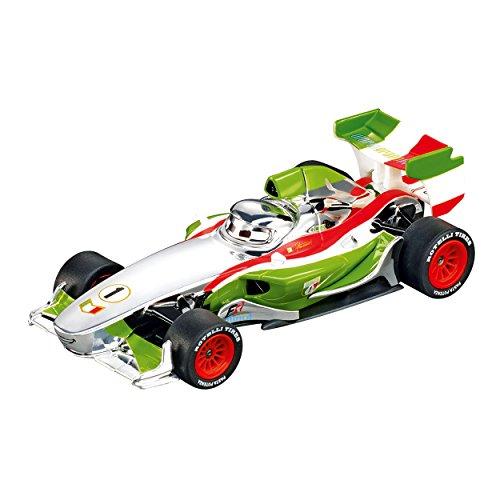 Carrera Go - 20061292 - Radio Commande, Véhicule Miniature et Circuit - Silver Francesco Bernoulli