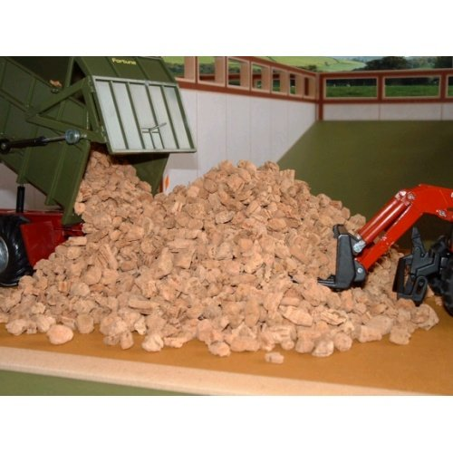 T2035 Bulk Cork Boulders scale 1:32 by Brushwood ()