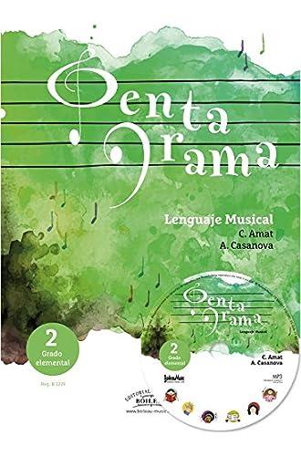 Pentagrama Lenguaje Musical Elemental 2