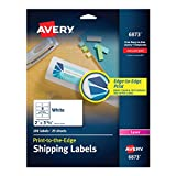 Best Avery Color Laser Printers - Avery Print-To-The-Edge Labels for Laser Printers, 2 x Review