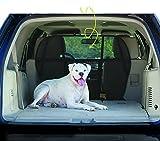 LOHUA Haustier-Nettofahrzeug-Sicherheits-Maschen-Hundebarriere für SUV / Auto / LKW / Van - Sitze hinter Vordersitzen