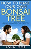 How to make your own bonsai tree: grow a bonsai tree from scratch (Grow Indoor Trees Book 5)