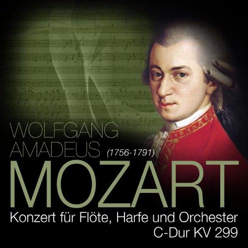 Mozart: Konzert für Flöte, Harfe und Orchester, C-Dur KV 299 - Große Flöte