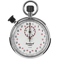 ORIGINAL Hanhart Additionsstopper Stoppuhr Stopuhr Stop Uhr 1/10 Sek. Einteilung