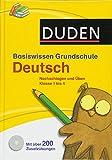Basiswissen Grundschule Deutsch: Nachschlagen und üben. Klasse 1 bis 4 (Duden - Basiswissen Grundschule) - Angelika Neidthardt