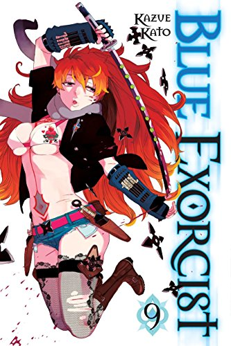 Blue Exorcist Volume 9
