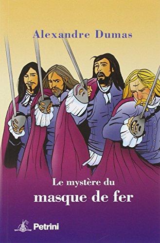 MASQUE DE FER +CD MOYEN
