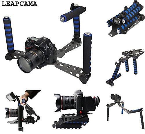 leapcama-tm-reflex-digitales-aparejo-dslr-aparejo-kit-pelicula-montaje-del-hombro-estabilizador-de-h