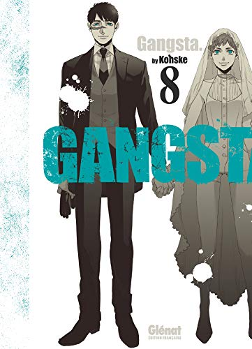 Gangsta Edition simple Tome 8