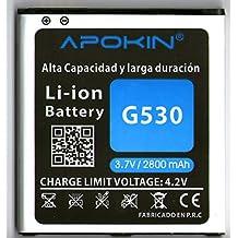 Bateria para Samsung Galaxy Grand Prime G530 de 2800 mAh