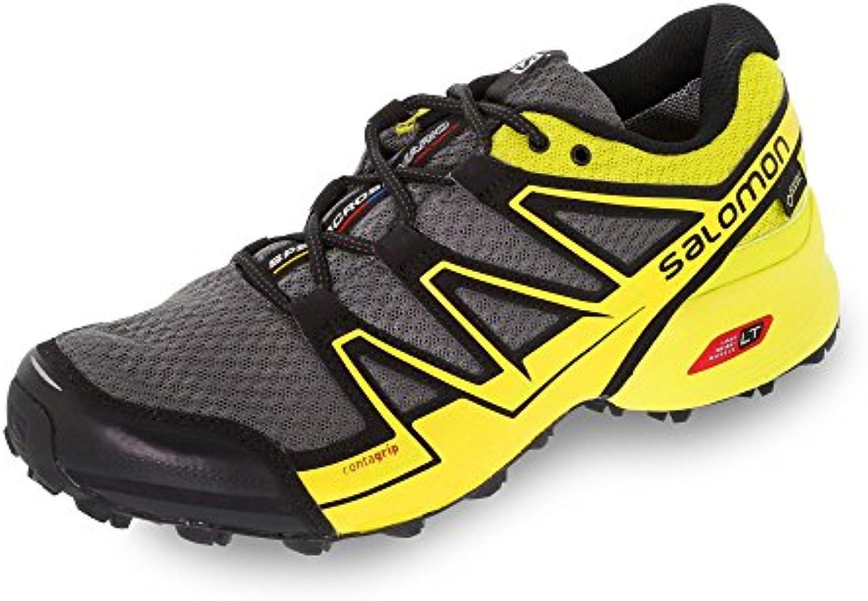 Salomon L39054700, Zapatillas de Trail Running para Hombre