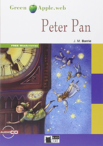 peter-pan-con-cd-audio-green-apple