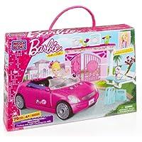 Mega Bloks Barbie: Build 'n Style Convertible