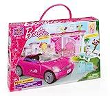 Barbie Cabrio Auto Bausatz - Mega Bloks 80223