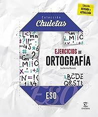 Ejercicios de ortografía para la ESO par Guillermo Mirecki