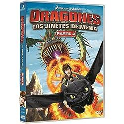 Dragones: Los Jinetes De Mema - Volumen 2 [DVD]