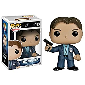 FunKo Pop TV X Files Fox Mulder figuras de juguete para nios Multi
