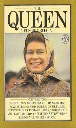 The Queen - A Penguin Special by Mary Wilson (1977-05-26)