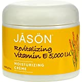 Jason Moisturizing Crme Revitalizing Vitamin E - 5000 IU - 4 oz by Jason Natural Products