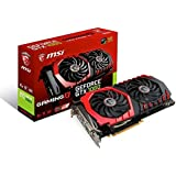 MSI Gaming X Carte graphique Nvidia GeForce GTX 1060 6144 Mo PCI Express 3.0 x 16