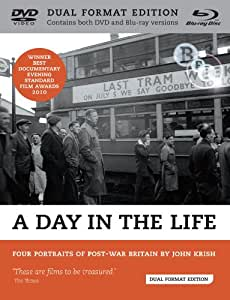 A Day in the Life - Four Portraits of Post-War Britain by John Krish [DVD + Blu-ray]
