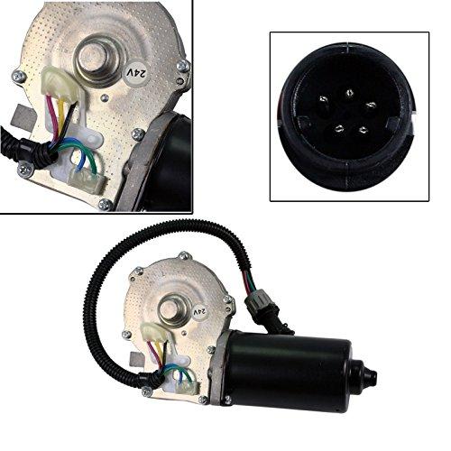Scheibenwischer Motor 24V 81.26401.6051/150705007/786-wm001
