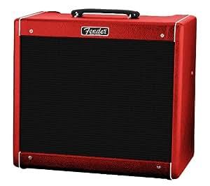 Amplis guitare électrique FENDER PRO JUNIOR HOT ROD III FSR RED OCTOBER Combos à lampes