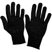 Silber beheizt Handschuhe (Verschiedene Optionen) - 12% Silber/Schwarz, S/M preisvergleich bei billige-tabletten.eu