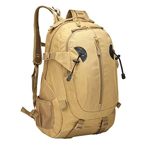 Wandern Bag Outdoor Reisen Sport camouflage Rucksack Oxford tuch Rucksack Taschen 50 * 37 * 18 cm, Wüste Digital Schlamm Farbe