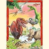 T-Rex World - Schokoladen-Adventskalender: (Verkaufseinheit)