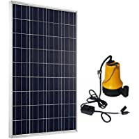 ECO-WORTHY 100 watts Poly PV pannello solare