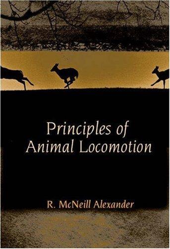 Principles of Animal Locomotion