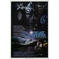 Last Starfighter Poster 01 A3 Box Canvas Print