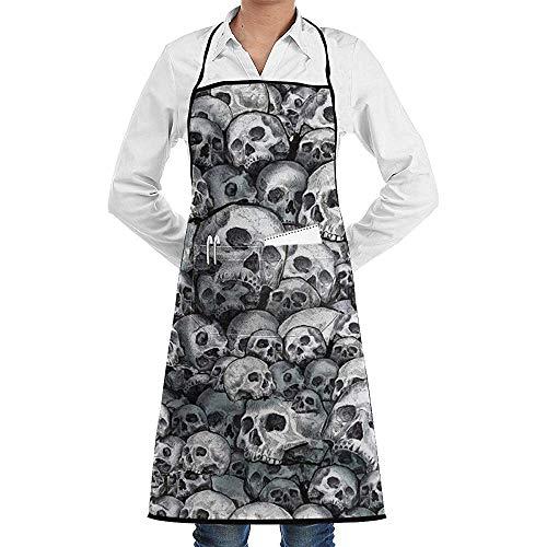 Darlene Ackermann LALACO-Design Skull Pattern fd Cooking