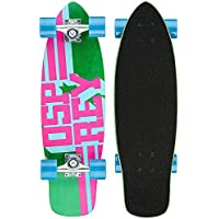 Osprey Single Kick Tail Complete Cruiser Skateboard