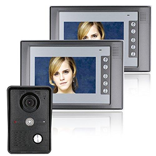 Kit de intercomunicador para Puerta de vídeo