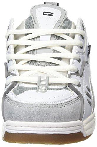 Globe Ct-iv Classic, Sneaker Uomo Gris (gris / Blanc)