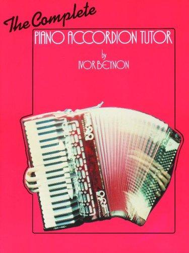 The Complete Piano Accordion Tutor