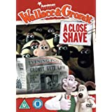 Wallace & Gromit - A Close Shave [DVD] [1995] by Peter Sallis