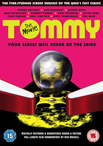 Tommy  - The Movie (The Who) [Edizione: Regno Unito] - Amazon Musica (CD e Vinili)
